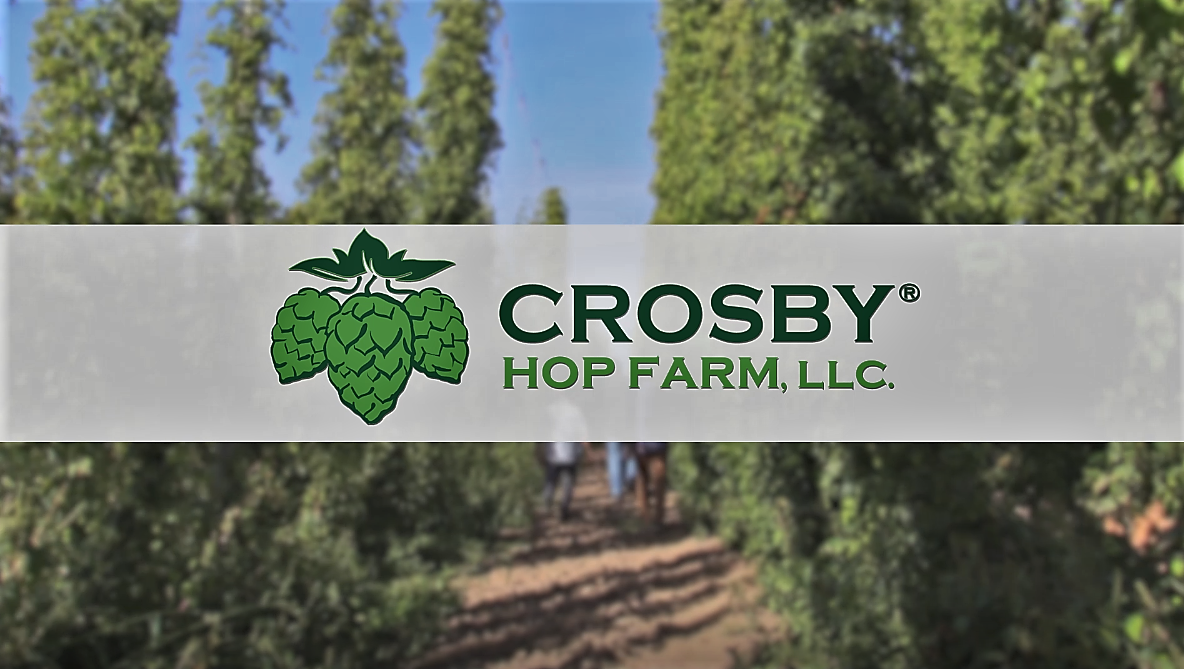 Crosby Hop Selection Visit 2016