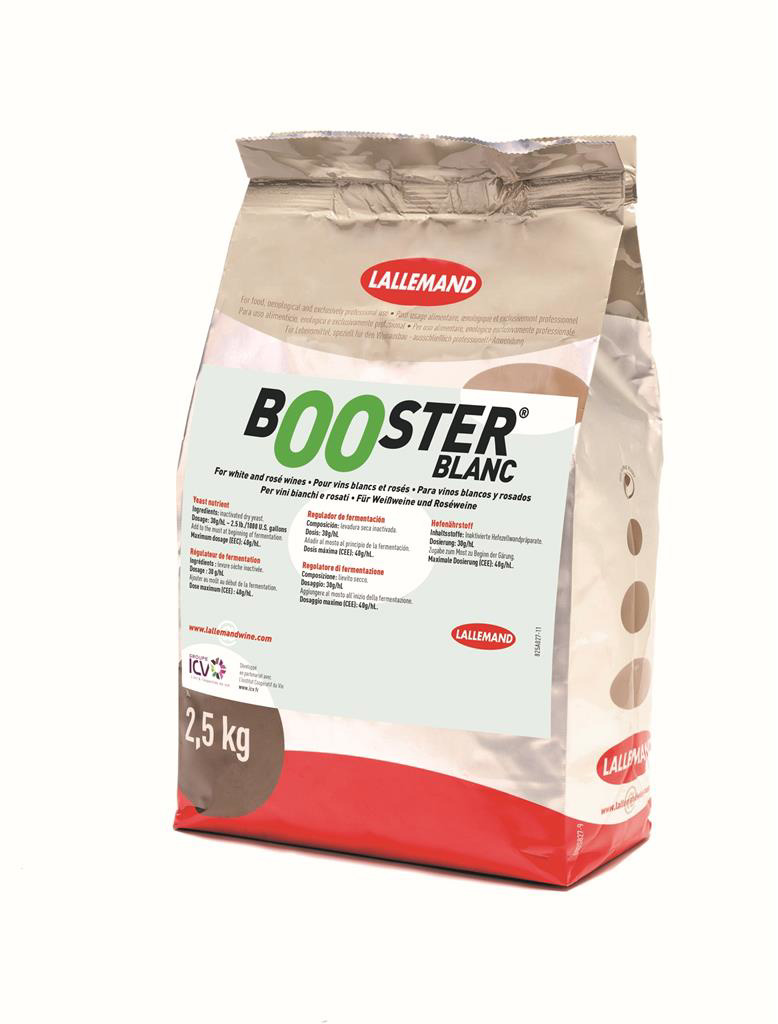 Booster Blanc (2.5 Kg)